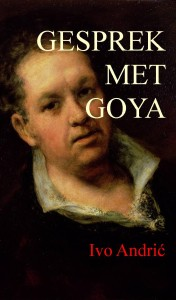 GESPREK MET GOYA cover